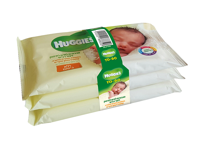 מגבוני Huggies To Go